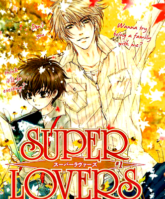 Super Lovers Manga