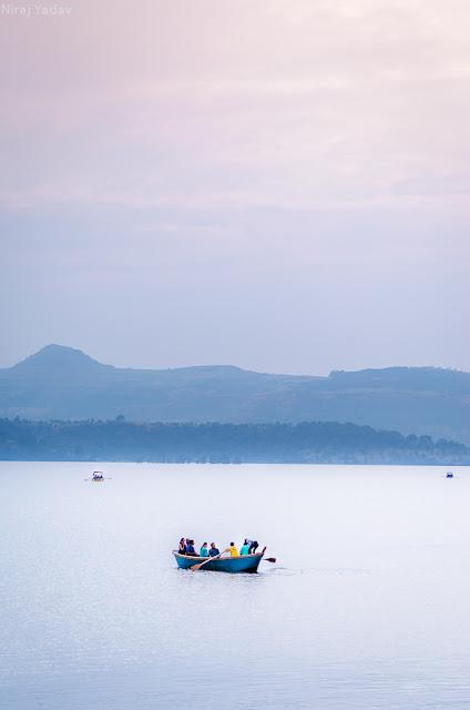 Bhandaradara lake, wilson dam