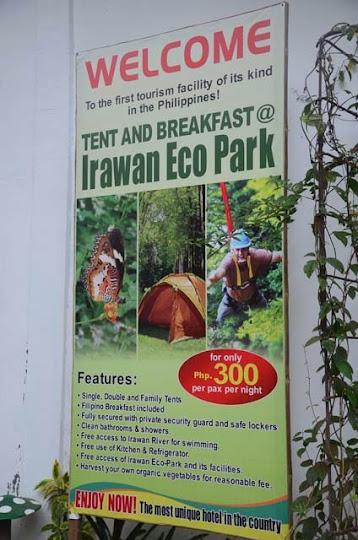 irawan tent breakfast
