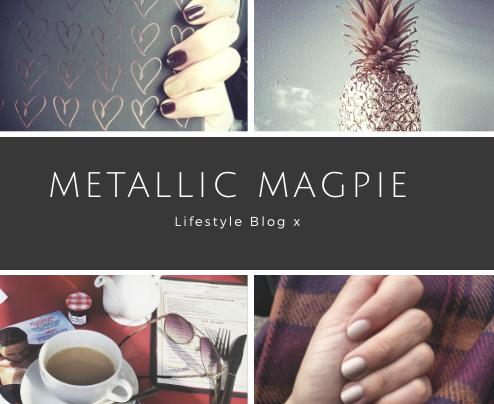 Metallic Magpie