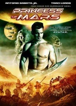 Ver Princess To Mars (2010) online
