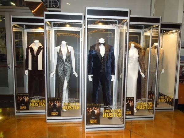 original American Hustle movie costumes