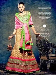 Indian Bridal Lehenga Choli Suits