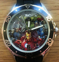 Marvel Avengers Watch Face