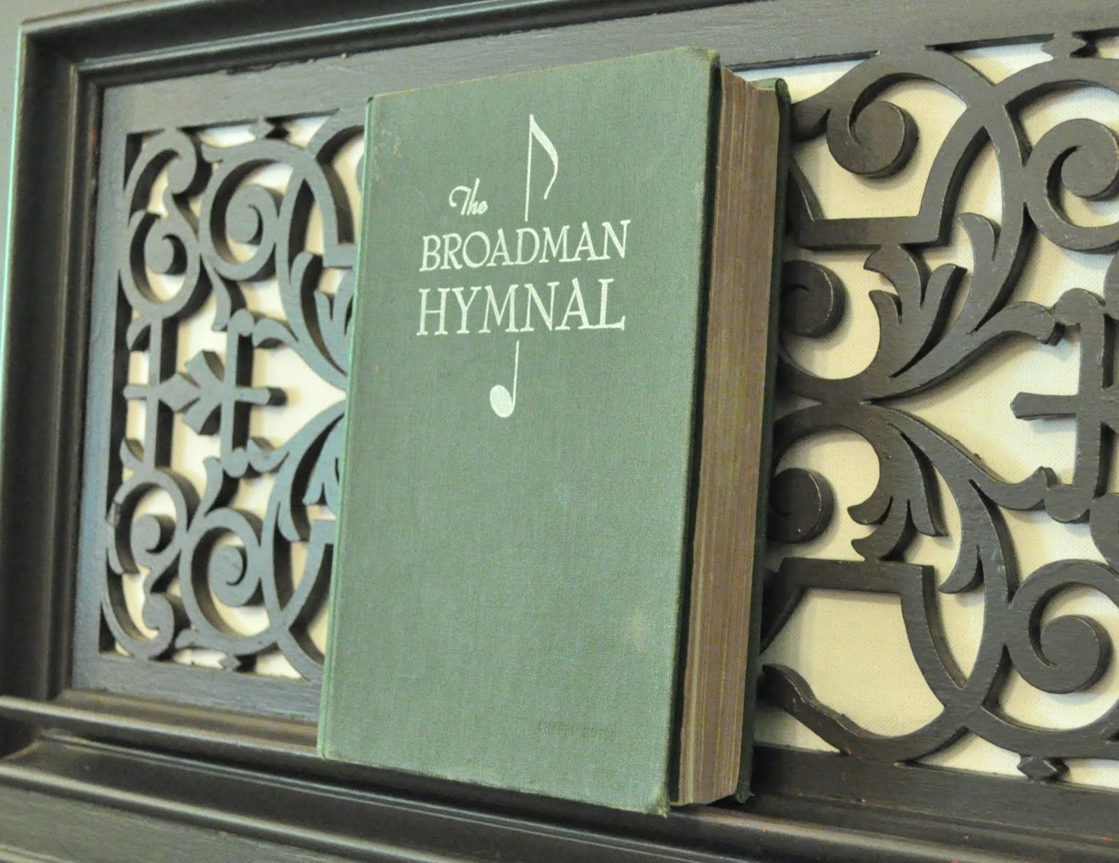 Image result for broadman hymnal