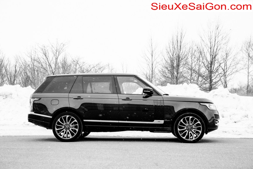 Gia Xe Range Rover Autobiography 2015 Land Rover Car