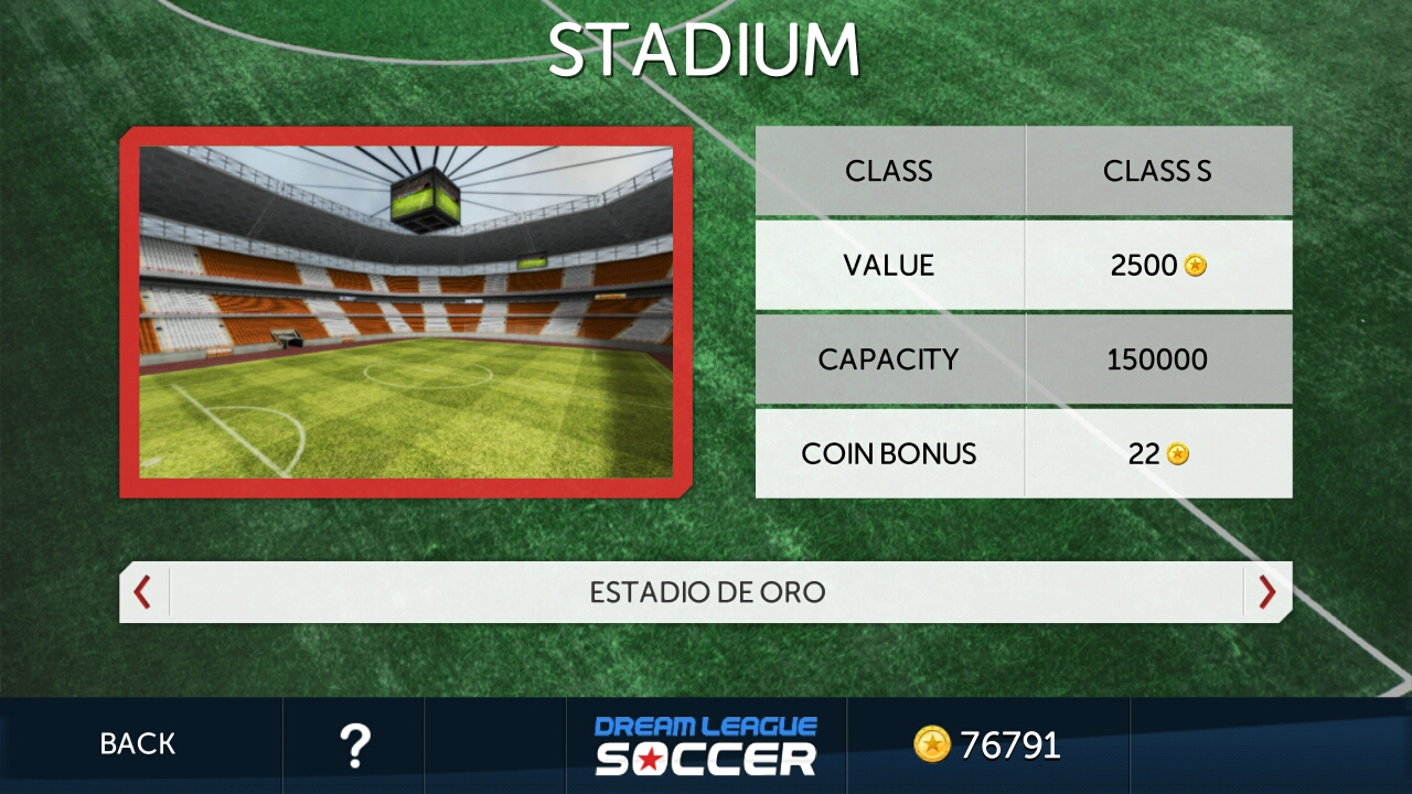 how to change language on dream league soccer