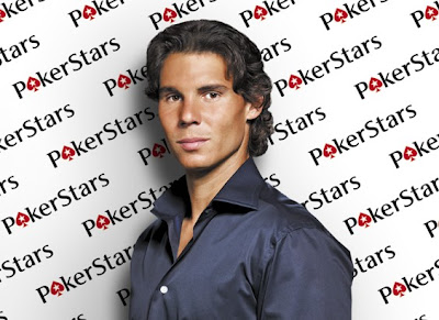 rafael nadal travaille le bluff en video pokerstars