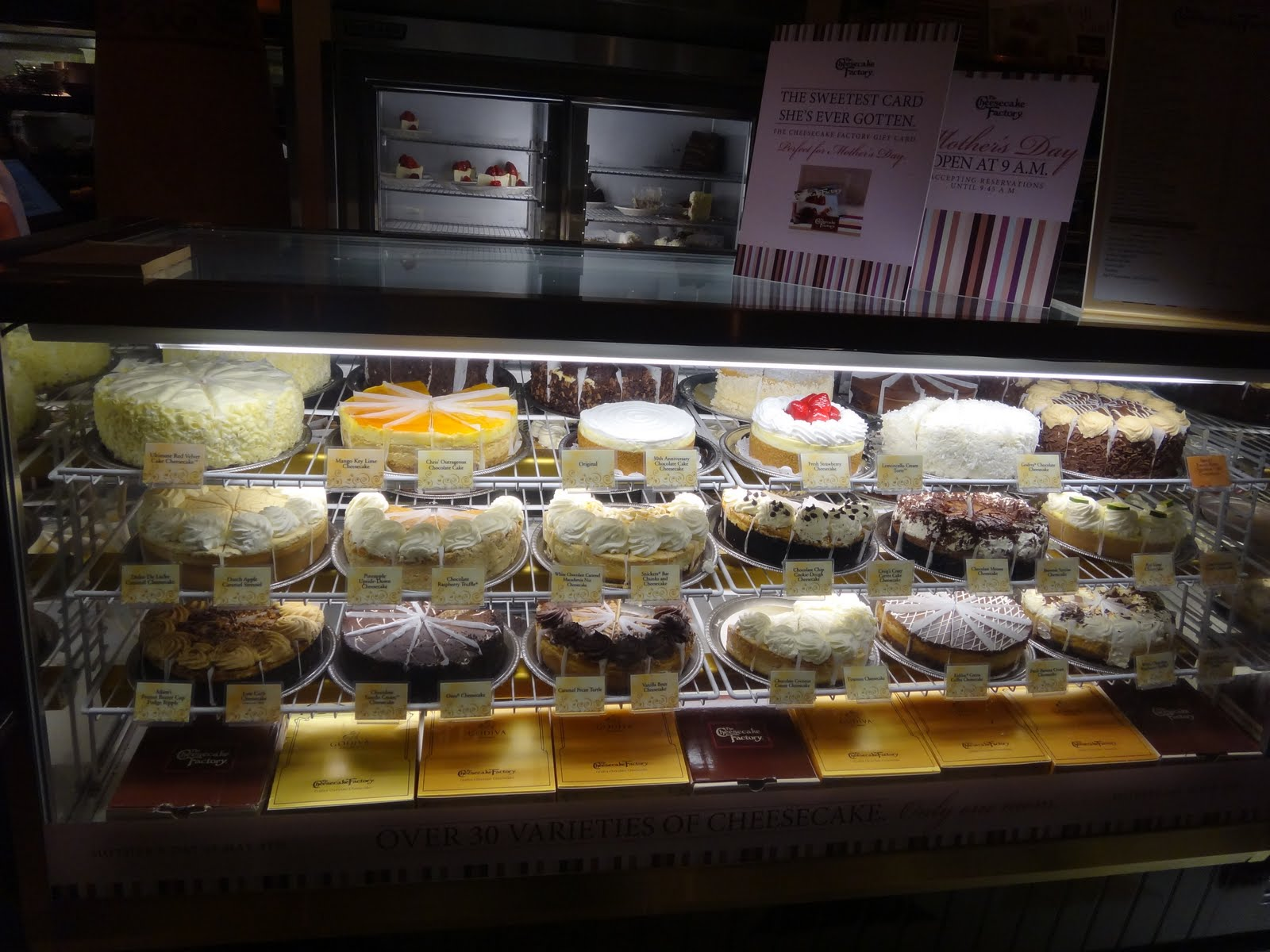 cheesecake factory - photo #37