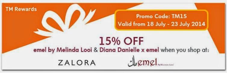 Special Discounts for Melinda Looi's Designs on TM Rewards