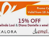 Special Discounts for Melinda Looi's Designs on TM Rewards