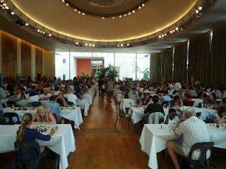 Échecs à Pau : les Opens sont lancés dans des salles climatisés - Photo © FFE