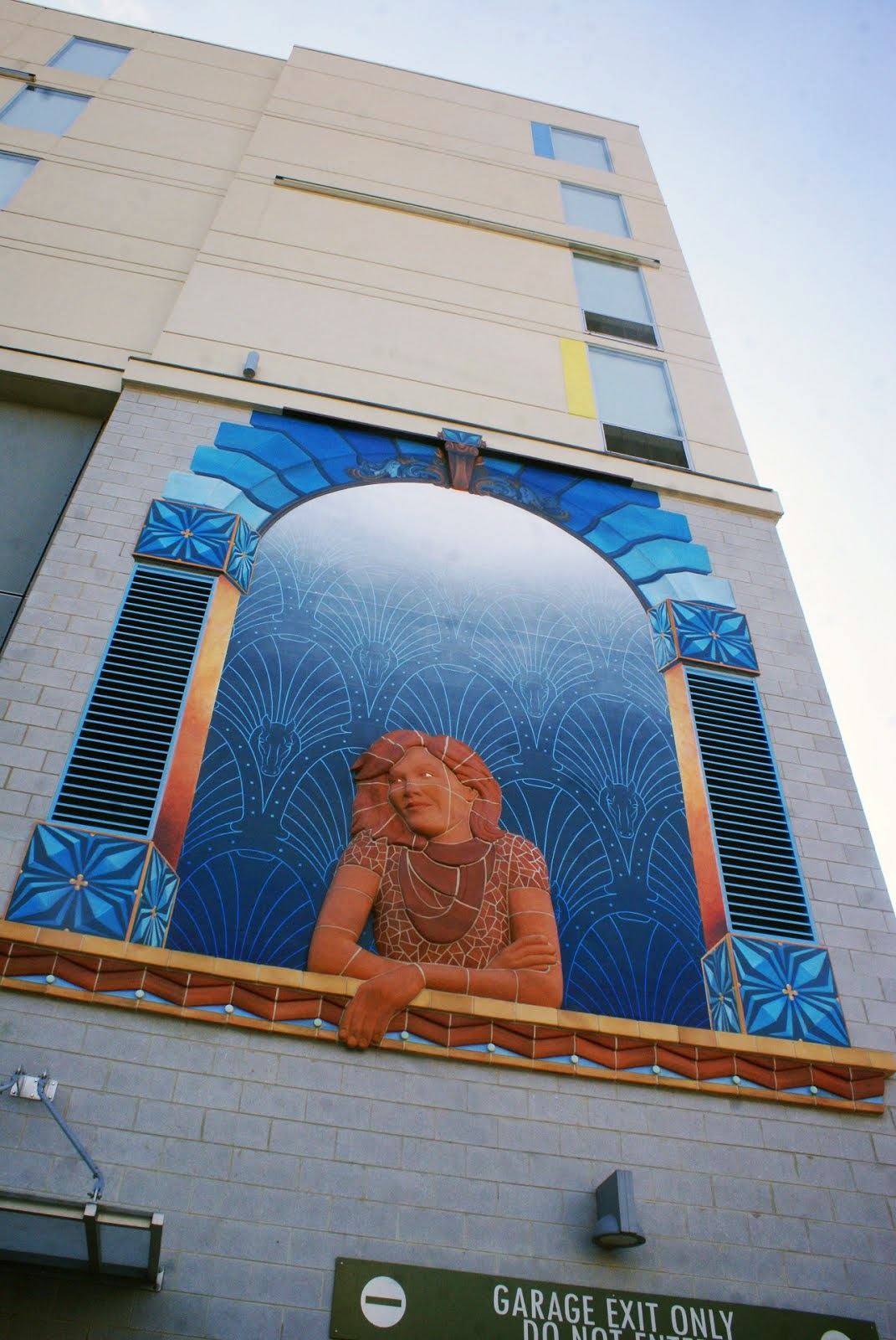 Daydreamer Mural