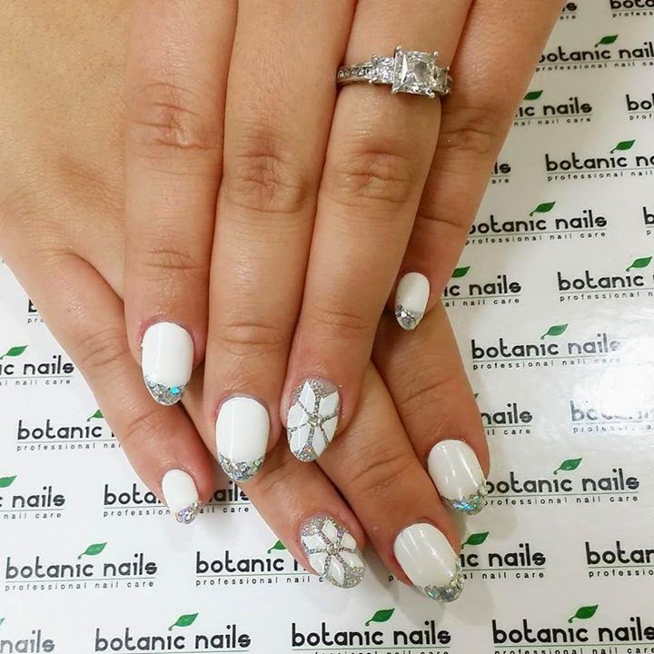 Four Fabulous Nails Designs By Botanic Nails