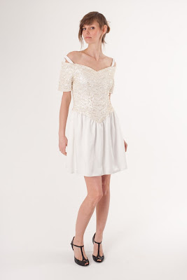 vintage wedding dresses, vintage sequin wedding dresses