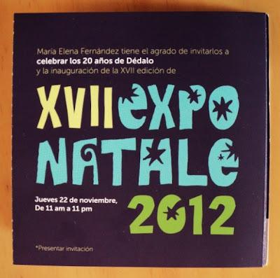 Dédalo - Exponatale 2012