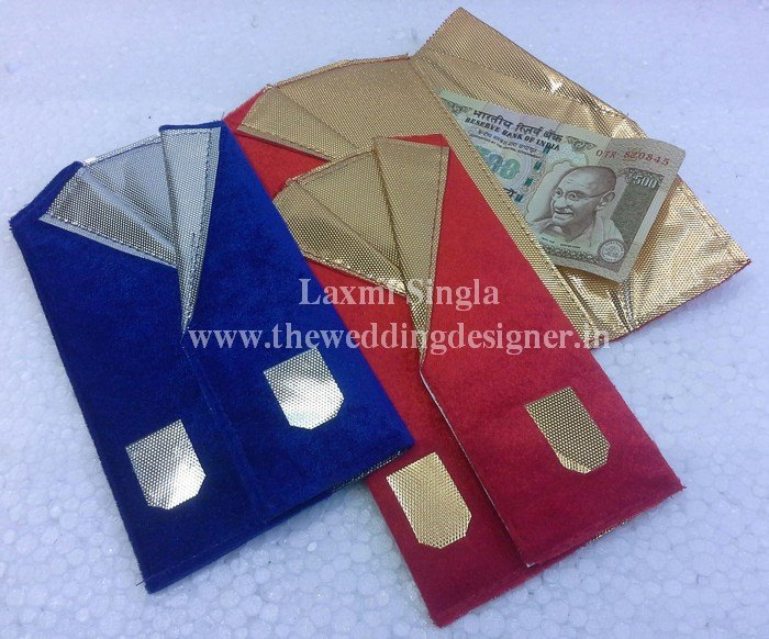 Indian Shagun Envelopes: Cash Envelopes Design