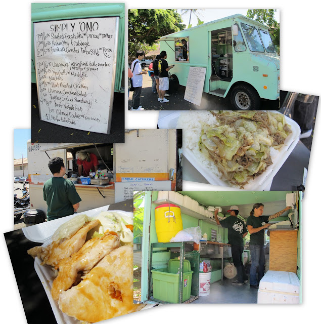 Hawaiian Food Trucks - Pics