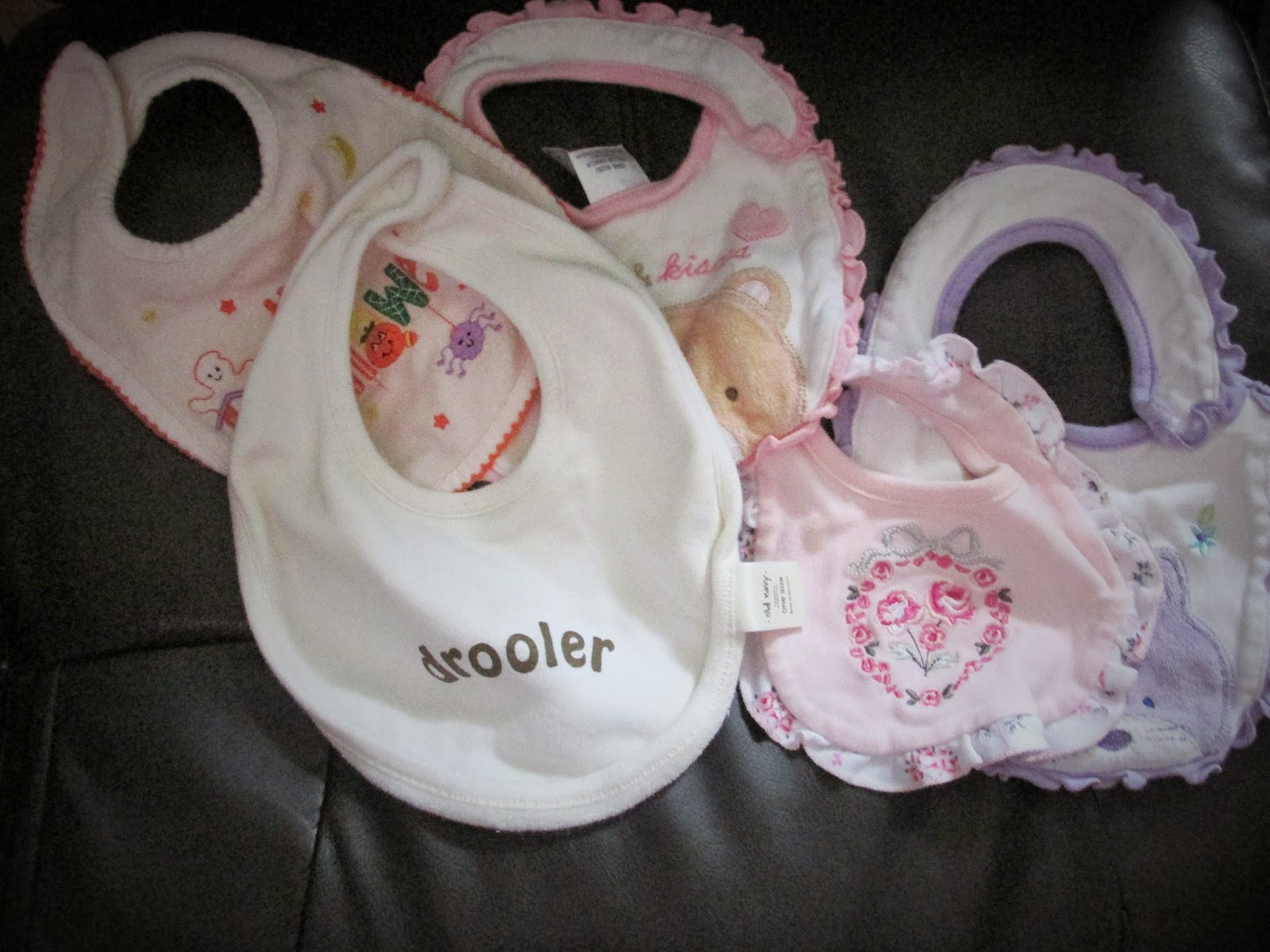 Baby Bibs I bought