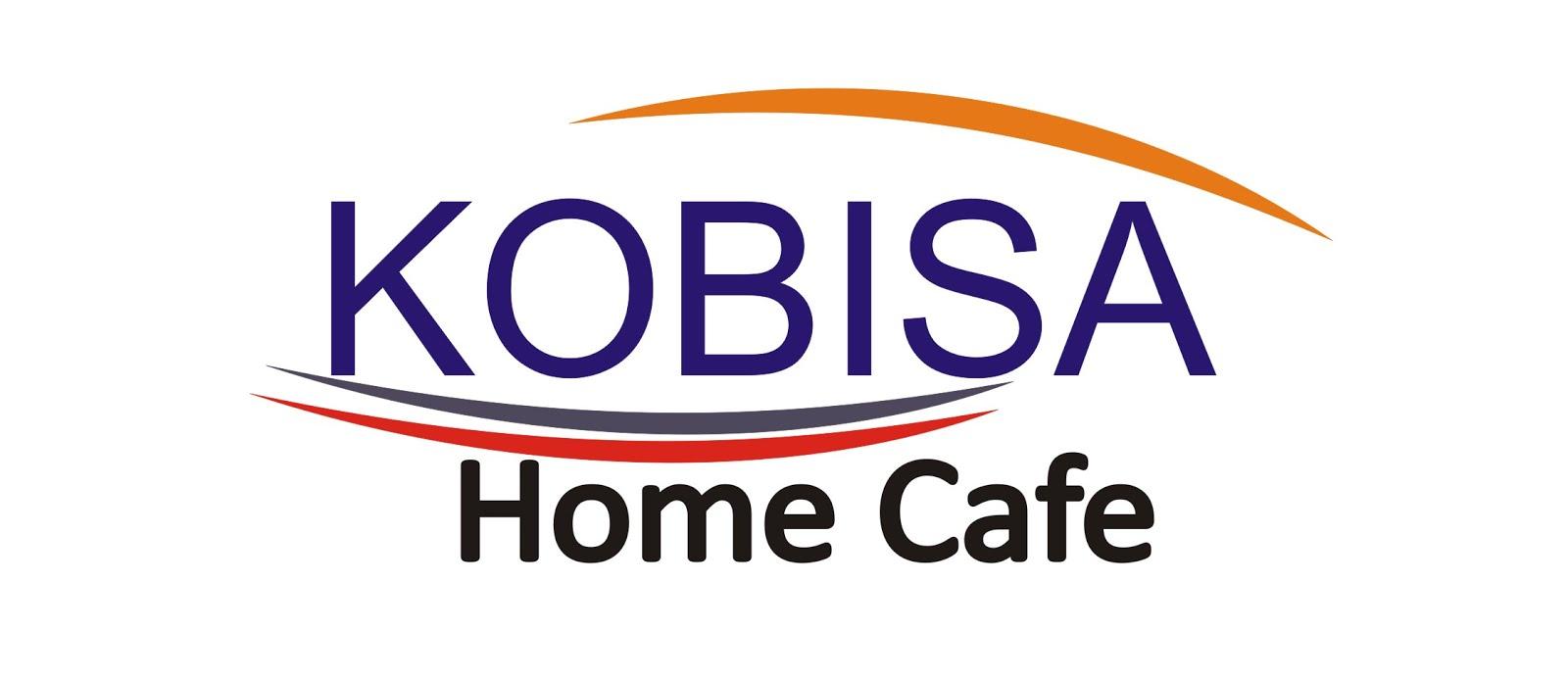 Logo KOBISA HOME CAFE