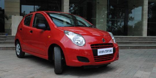 City car murah ini dibekali pilihan mesin bensin 0.8 liter hingga model  mesin 1.0 liter. 3a3a736938