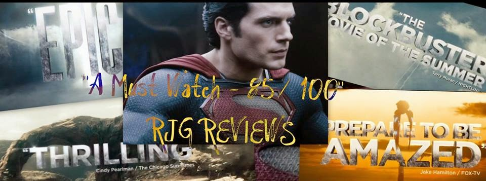 RJG Movie & TV Reviews