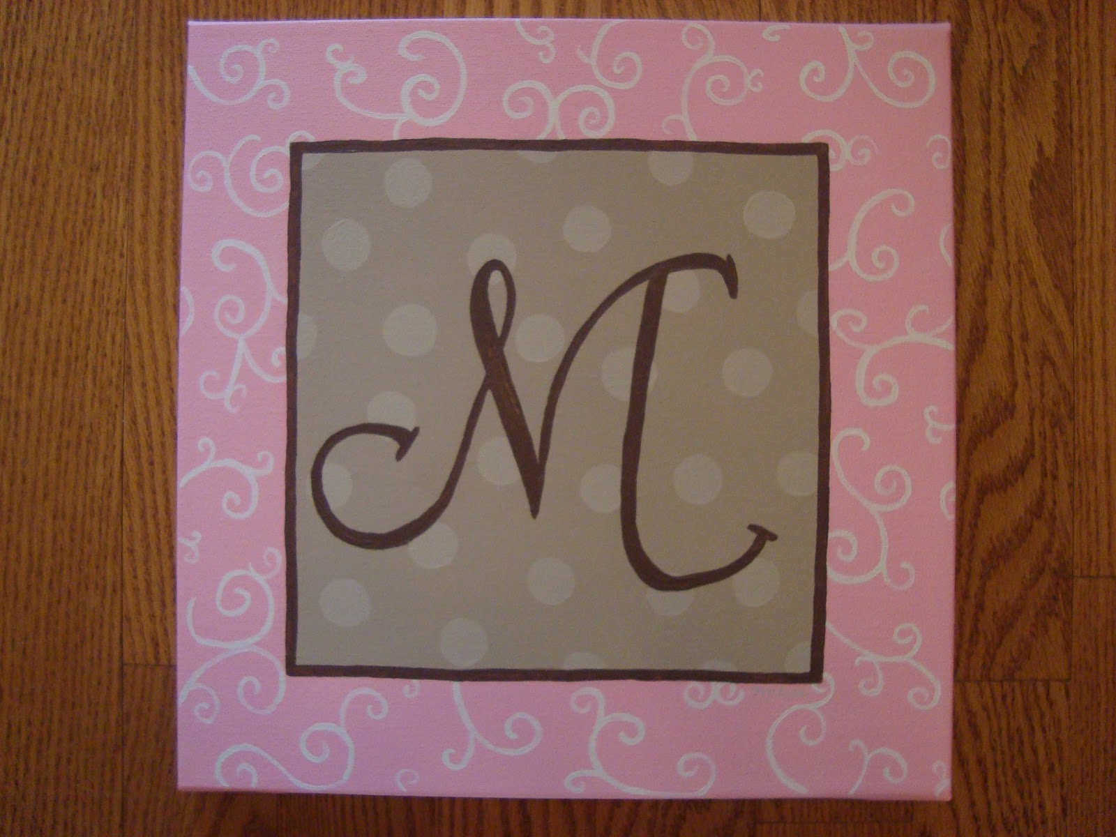 Customized Letters For Child S Room