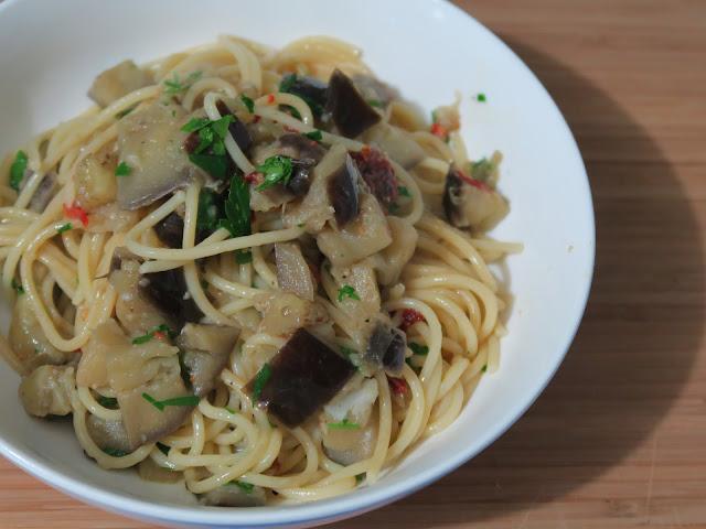 'Let my eggplant go free!' with spaghetti | Salt Sugar and I