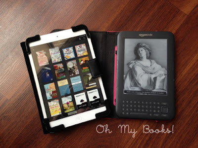 E-Readers: Ipad and Kindle
