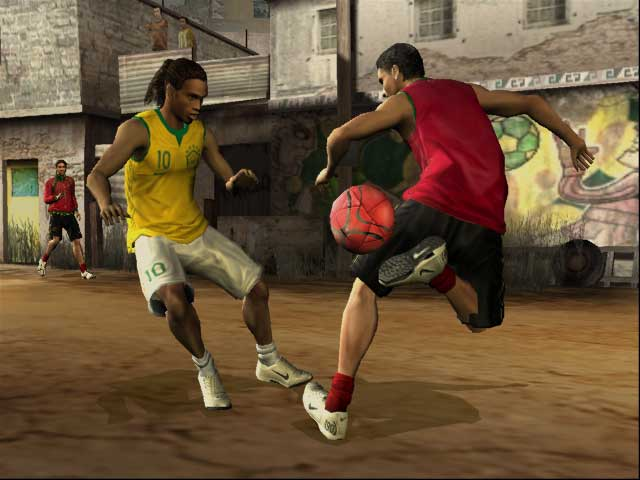 Free Download Game FIFA Street 2 For PC