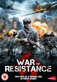 War of Resistance Poster