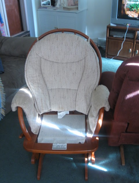 Bean In Love Rockin Chair