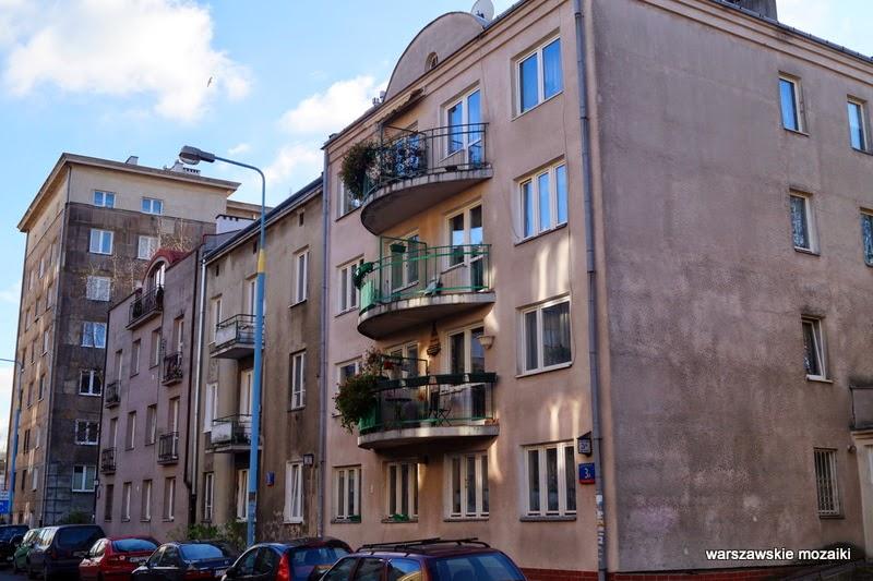Warszawa stolica kamienica lata 50 Marek Hłasko