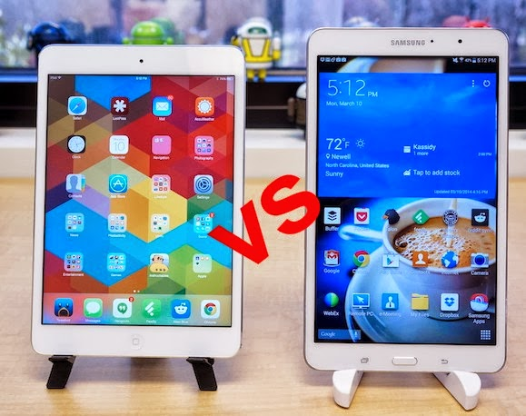 samsung-galaxy-Tab-Pro-8.4-VS-apple-ipad-mini-retina-display-on-Video