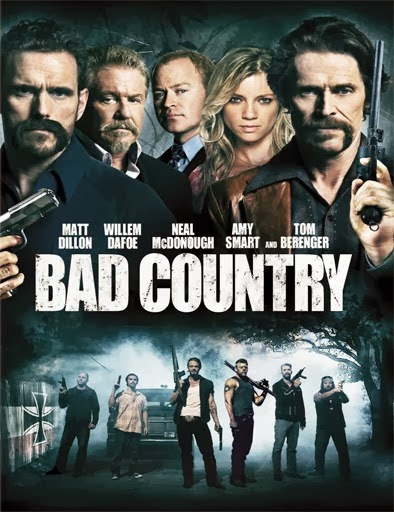 Bad Country (2014) Online