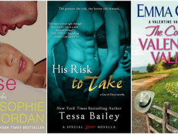 Speedy Reviews: Tease, His Risk to Take + The Cowboy of Valentine Valley