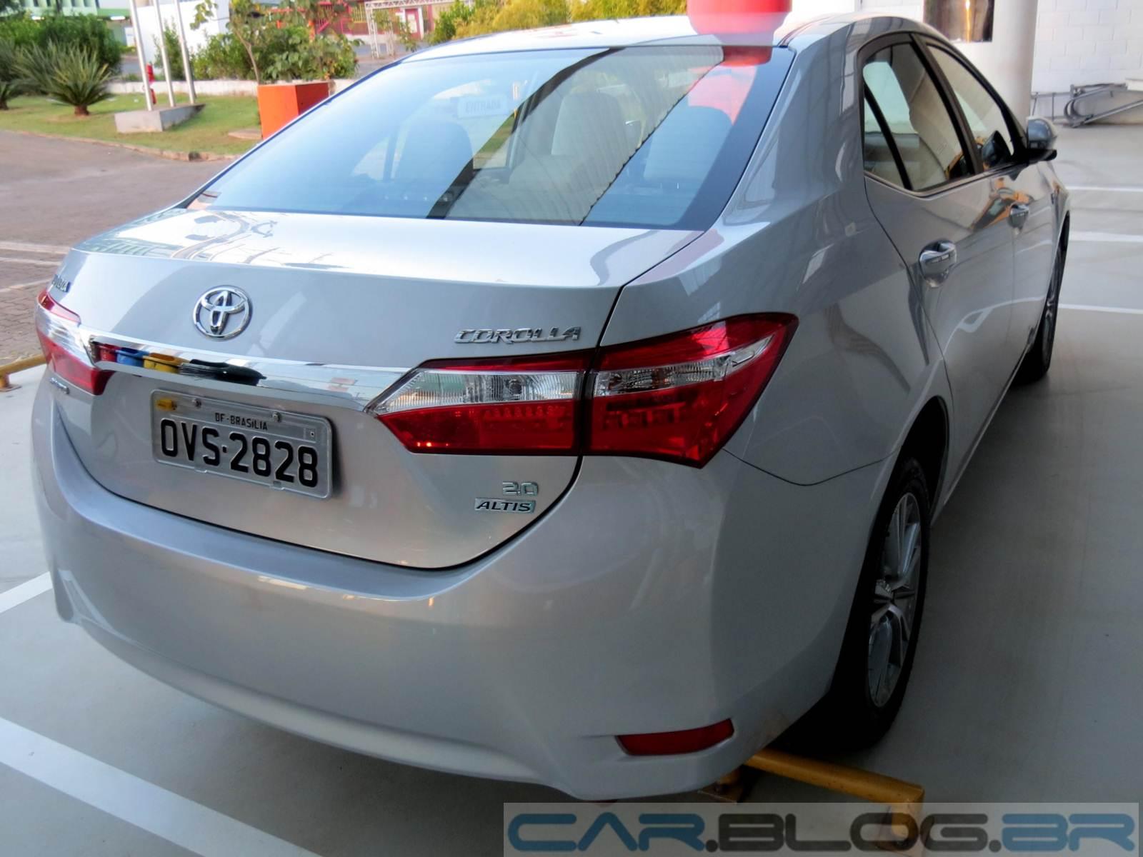 Corolla Altis 2015 Video Preco Consumoon 2014 Toyota Corolla S Interior