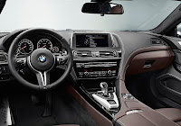 BMW M6 Gran Coupé (2013) Dashboard