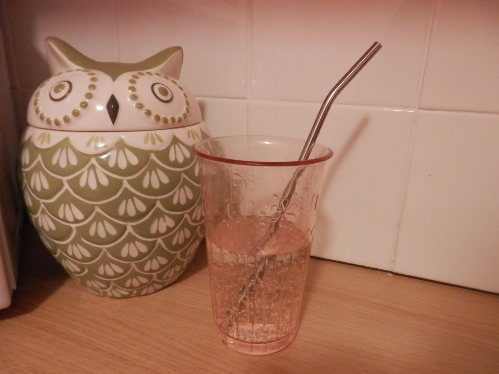 Stainless Steel Drinking Straw secondhandsusie.blogspot.co.uk