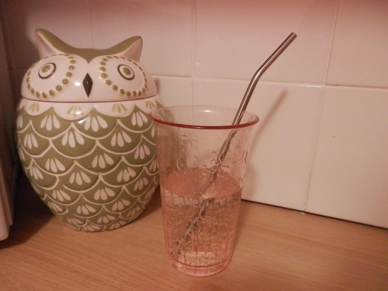 Stainless Steel Drinking Straw secondhandsusie.blogspot.co.uk