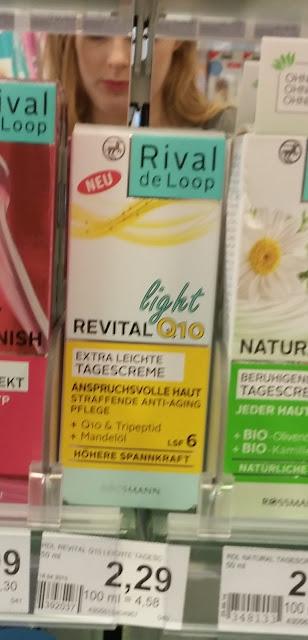 Rival de Loop - Revital light Q10 extraleichte Tagescreme