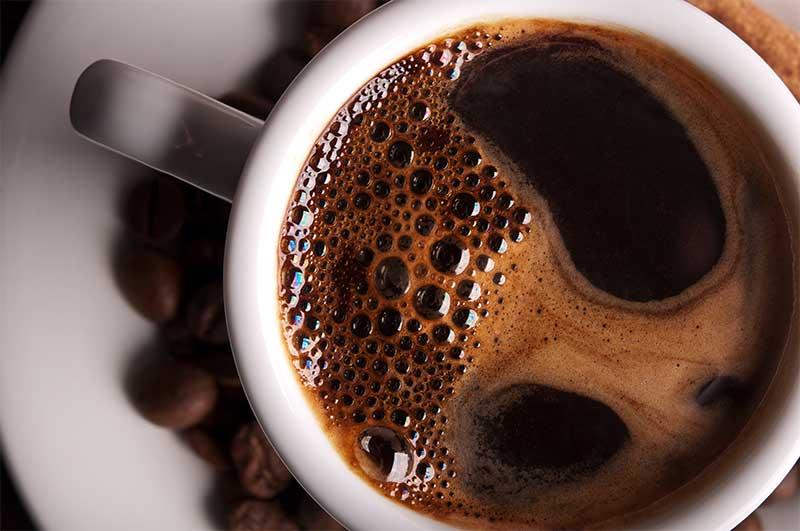 القهوة تساعد في علاج تجاعيد الوجه