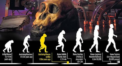 fossil dating technology A skeleton named little foot is among the oldest hominid skeletons ever dated at 367 million years old, according to an advanced dating method.