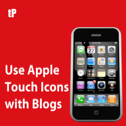 Apple touch icon for blogs