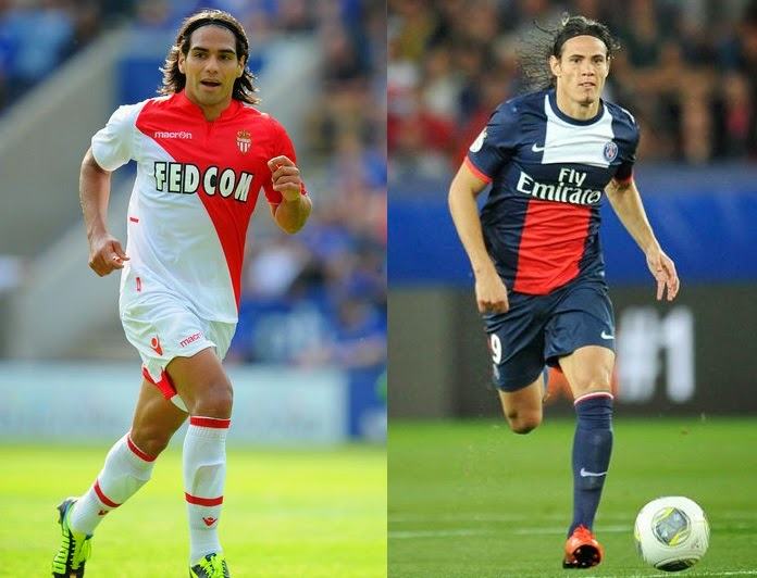 Player Comparison: Falcao vs Cavani