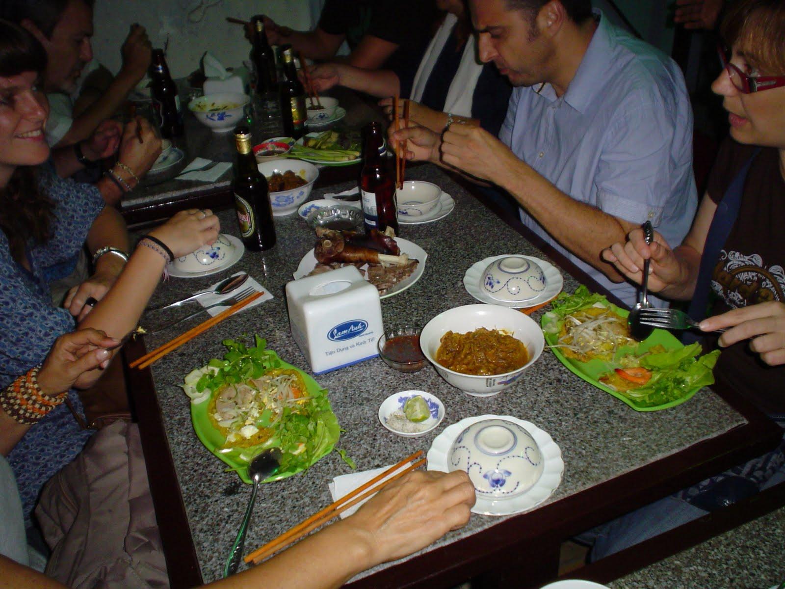Piatti Esotici Vietnam Vietnamiti A Madrid Vietnam