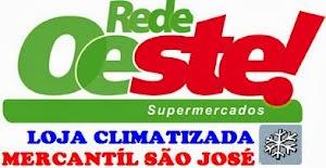 Rede Oeste Supermercados - Mercantil São José
