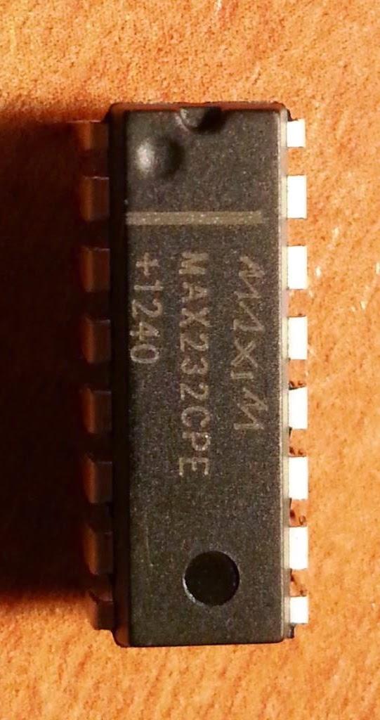 MAX232N package