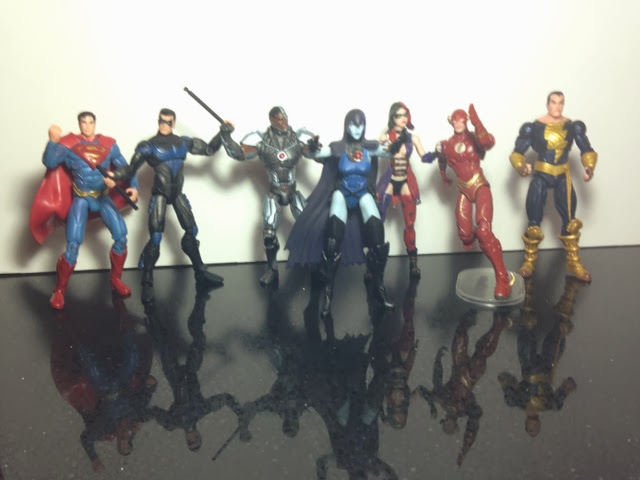 Toys For Injustice : G i jac s injustice gods among us toy wave