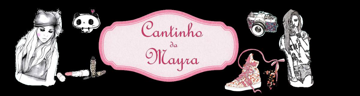 Cantinho da Mayra